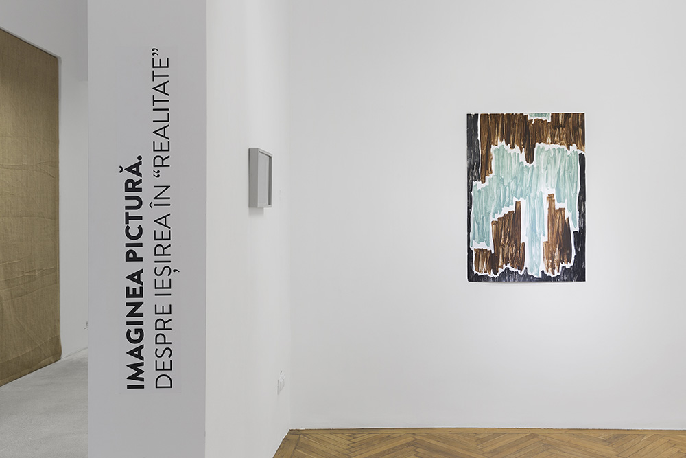 """Imaginea pictură. Despre ieșirea în """"realitate"""" – Galeria Quadro"""